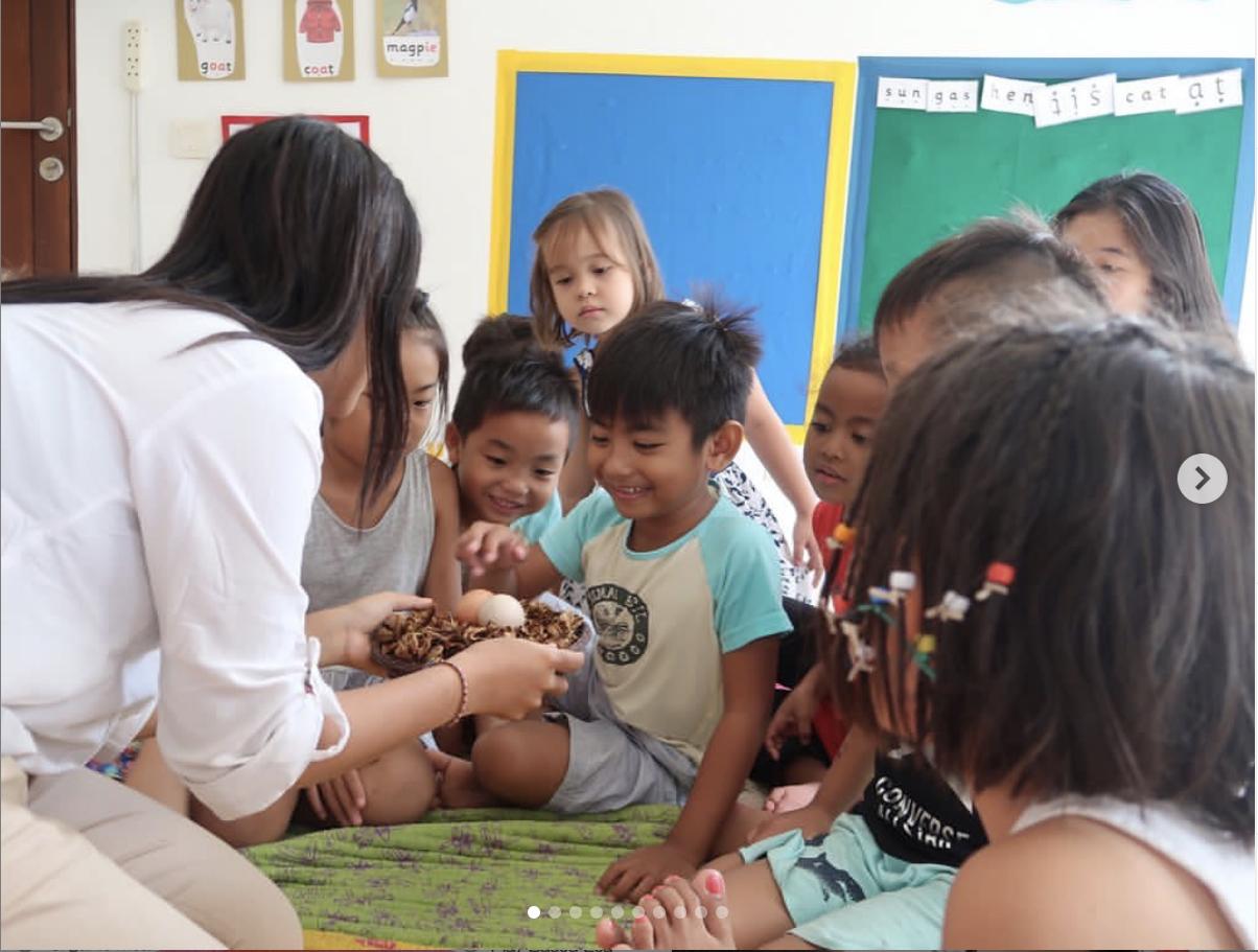 バリ島ボランティア体験コース
